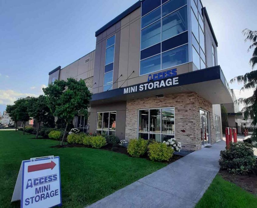 Vedder location entrance